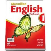 Macmillan English 1. Flashcards