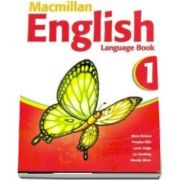 Macmillan English 1. Language Book