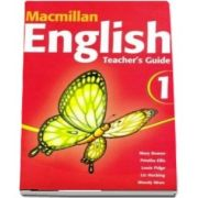 Macmillan English 1. Teachers Guide