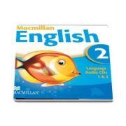 Macmillan English 2. Language 2 CD