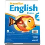Macmillan English 2. Poster