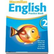 Macmillan English 2. Practice Book and CD Rom Pack, New Edition