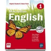 Macmillan English Level 1. Digital Students Book Pack