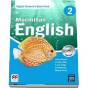 Macmillan English Level 2. Digital Students Book Pack