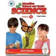 Macmillan Natural and Social Science 1. Pupils Book Pack