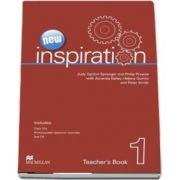 Inspiration Level 1. Teachers Book and Test CD and Class Audio CD Pack, New Edition