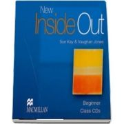 New Inside Out. Beginner Class CD