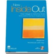 New Inside Out. Beginner Workbook Pack with Key New Edition