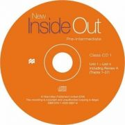 New Inside Out. Pre-Intermediate Class Audio CD