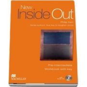 New Inside Out. Pre-Intermediate Workbook Pack with Key