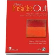 New Inside Out. Upper-Intermediate Workbook Pack with Key