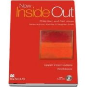New Inside Out. Upper-Intermediate Workbook Pack without Key Edition