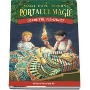 Secretul piramidei. Portalul Magic nr. 3