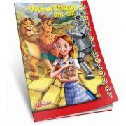 Vrajitorul din Oz. Carte de colorat