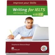 Writing for IELTS 6. 0-7. 5. Students Book with key and MPO Pack