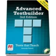 Advanced Testbuilder. Students Book without key Pack, 3rd edition