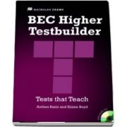 BEC Testbuilder Higher Pack