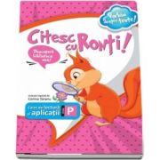 Citesc cu Ronti - caiet de lectura si aplicatii pentru clasa pregatitoare