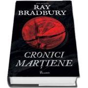 Cronici martiene de Ray Bradbury