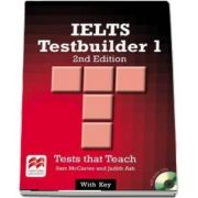 IELTS 1 Testbuilder. Students Book with key Pack, 2nd edition