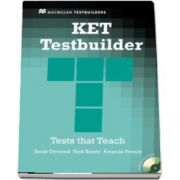 KET Testbuilder. Student Book, No Key