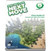 Macmillan Next Move Level 6 Class Audio CD