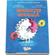 Manual de educatie sociala, pentru clasa a VII-a (Cristina Ipate Toma)