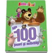 Masha si Ursul. Alte 100 de jocuri si activitati. Vol. 2