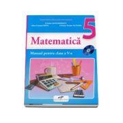 Matematica, manual pentru clasa a V-a de Cristian Alexandru (Contine editia digitala)