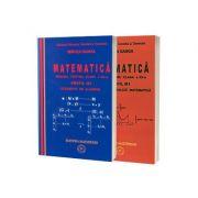 Mircea Ganga, Matematica manual pentru clasa a XII-a - Set - Volumele I si II