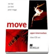 Move Upper Intermediate. Class CD