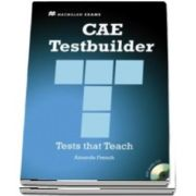 New CAE Testbuilder. Students Book Without key Pack