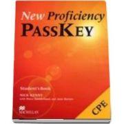 New Prof Passkey SB