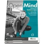 Open Mind British edition Advanced Level Students Book Pack Premium
