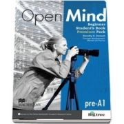 Open Mind British edition Beginner Level Students Book Pack Premium