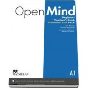 Open Mind British edition Beginner Level Teachers Book Premium Plus Pack