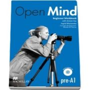 Open Mind British edition Beginner Level Workbook Pack with key