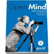 Open Mind British edition Beginner Level Workbook Pack without key