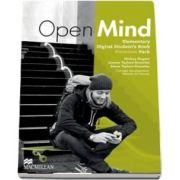 Open Mind British edition Elementary Level Digital Students Book Pack Premium