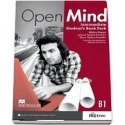 Open Mind British edition Intermediate Level Students Book Pack