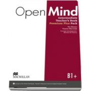 Open Mind British edition Intermediate Level Teachers Book Premium Plus Pack