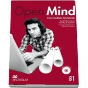 Open Mind British edition Intermediate Level Workbook Pack without key