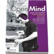 Open Mind British edition Upper Intermediate Level Digital Students Book Pack