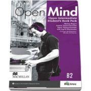 Open Mind British edition Upper Intermediate Level Students Book Pack