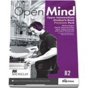 Open Mind British edition Upper Intermediate Level Students Book Pack Premium