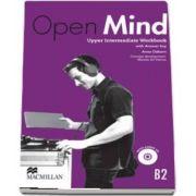 Open Mind British edition Upper Intermediate Level Workbook Pack with key