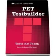 PET Testbuilder. Students Book Pack, no Key