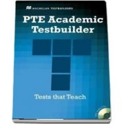 PTE Academic Testbuilder. Students Book Pack British English