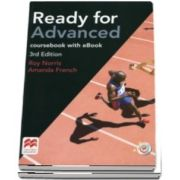 Ready for Advanced 3rd edition plus key plus eBook Students Pack