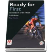 Ready for First 3rd Edition - key plus eBook Students Pack
